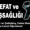 Üyemiz Ahmet BOZGEYİK Vefat Etti