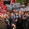 Türk Milleti Asildir Soykırım Yapmaz! Soykırımcı Almanya Protesto Edildi