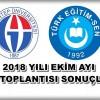 GAZİANTEP ÜNİVERSİTESİ İLE YAPILAN EKİM 2018 KİK TOPLANTI TUTANAĞI