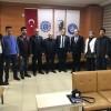 Türk Ocaklari Gaziantep Şubesi Ziyareti