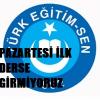 PAZARTESİ İLK DERSE GİRMİYORUZ